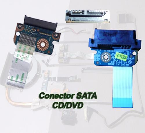 repuestos acer aspire 5253-bz423 conector sata cd/dvd