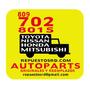 Repuestos De Toyota, Honda, Mitsubishi Y Mas Marcas