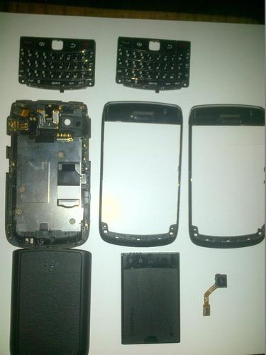 repuestos blackberry bold4 bateria carcasa teclado