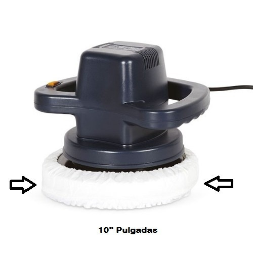 repuestos borlas para polichadoras brilladoras 10 pulgadas