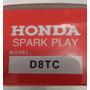Bujía Para Moto Jaguar Entre Otros D8tc Honda Detal