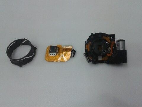 repuestos cámara samsung s500