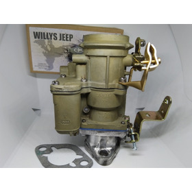 Repuestos Carburador Carter Yf Jeep Willys 4 Cilindros