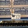 Tapa Valvula Usada Original Jeep 242/4.0 6 Cilidros 3 Rayas