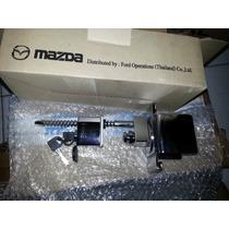 Cerradura Portacaucho De Repuesto Mazda Bt 50 Original Mazda