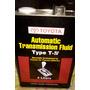 Toyota Atf Tipo T-iv Para Cajas Automaticas