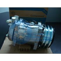 Compresor Aire Acondicionado Sanden Mack 5h14 / 508