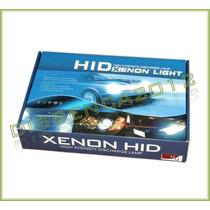 Hid H4 Kit De Luces Completo De 35w Y 8000k
