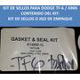 Kit De Sello Caja Dodge A904 Torque 6 Anillos Teflon