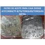 Filtro De Caja Dodge A904/a727 Tf-6/tf-8 Dart Coronet Metal