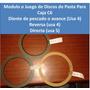 Modulo De Discos De Pasta Para Caja Ford C6