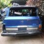 Compuerta Trasera Jeep Wagoneer Sin Vidrio Sola