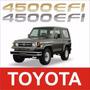 Parrilla Toyota Machito Original