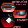 Retrovisor Renault Logan Electrico