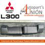 Extensión De Parachoques De Mitsubishi Panel L300