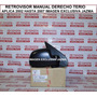 Retrovisor Manual Derecho Terio 2002 2007 Original Toyota