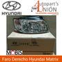 Faro Derecho Hyundai Matrix
