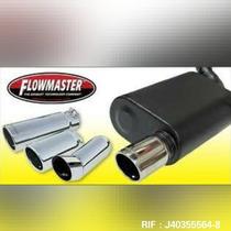 Flowmasters Venezolanos Para Todo Tipo De Vehiculos Serie 10