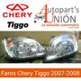 Faro De Chery Tiggo