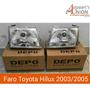 Faro De Toyota Hilux 2003/2005