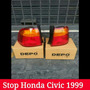 Stop De Honda Civic 99/2000
