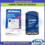 Filtro De Aceite Acdelco 93818745 Cargo Van Express 07-08