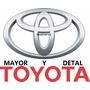 Filtro De Aire Toyota 4runner Kavak Fortuner Mayor Y Detal