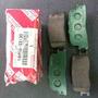 Pastilla De Freno Trasera Toyota Camry Lumiere 100%orinal