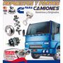 Cigüeñal Motor Cummins 4bt 6bt 6ct Isc Y Big Cam Nt-855