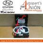 Juego Anillo Piston 0.20 Hyundai Elantra -tucson