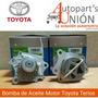 Bomba De Aceite Toyota Terios
