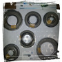 Juego De Pistones Caja Automatica Ford Laser 4f27e Pst07