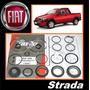 Strada Kit Reparacion Cajetin Direccion Hid Original Fiat