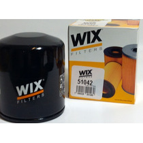 Filtro Original Wix 51042 Para Silverado,tahoe Trailblazer
