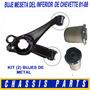 Buje Kit (2) Meseta (tijera) Inferior Chevette 81-88 Metal