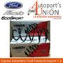 Espiral Delantero Ford Fiesta Ecosport
