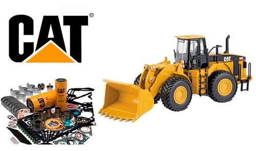repuestos cat, ctp, john deere, mantenimiento de maquinaria