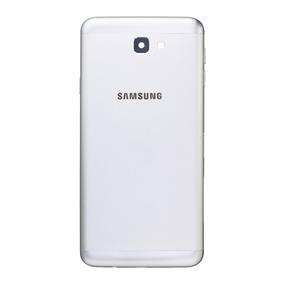 955625ee4f1 Tapa Trasera Para Samsung Galaxy J7 Prime Plata Envío