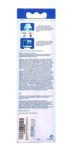repuestos cepillo eléctrico oral-b pro-salud floss action