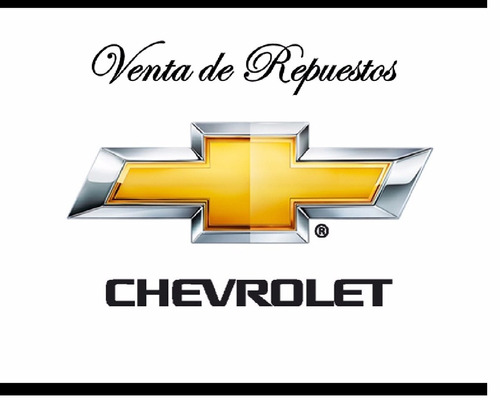repuestos chevrolet