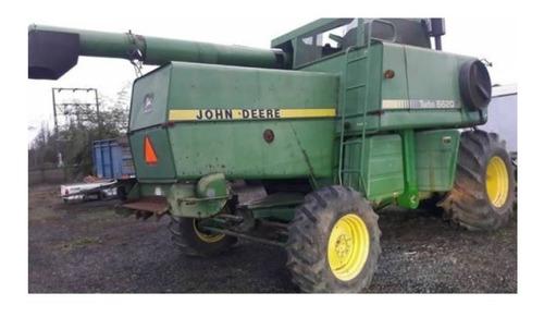 repuestos cosechadora john deere 6600 6620