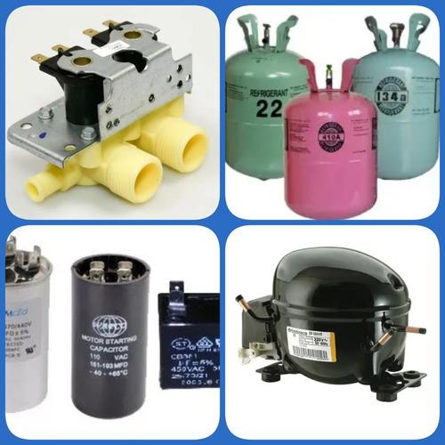 repuestos de lavadora, refrigeradora y aire acondicionados