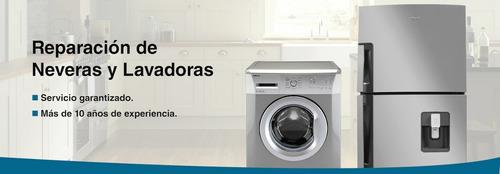 repuestos dé neveras y lavadoras reparaciones