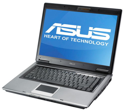 repuestos de notebook asus f3t (mother quemado