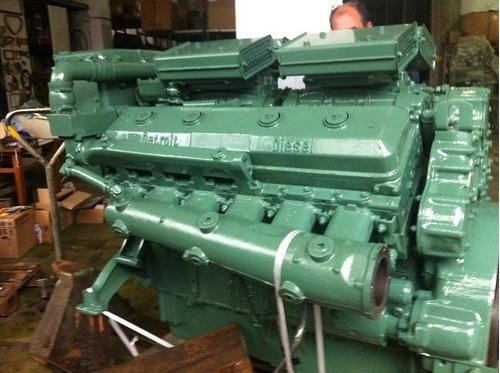 repuestos detroit diesel series 53 71 92 149