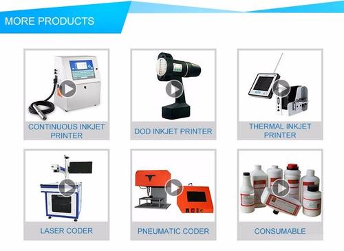 repuestos filtros tinta, venta codificadores nuevos y usados