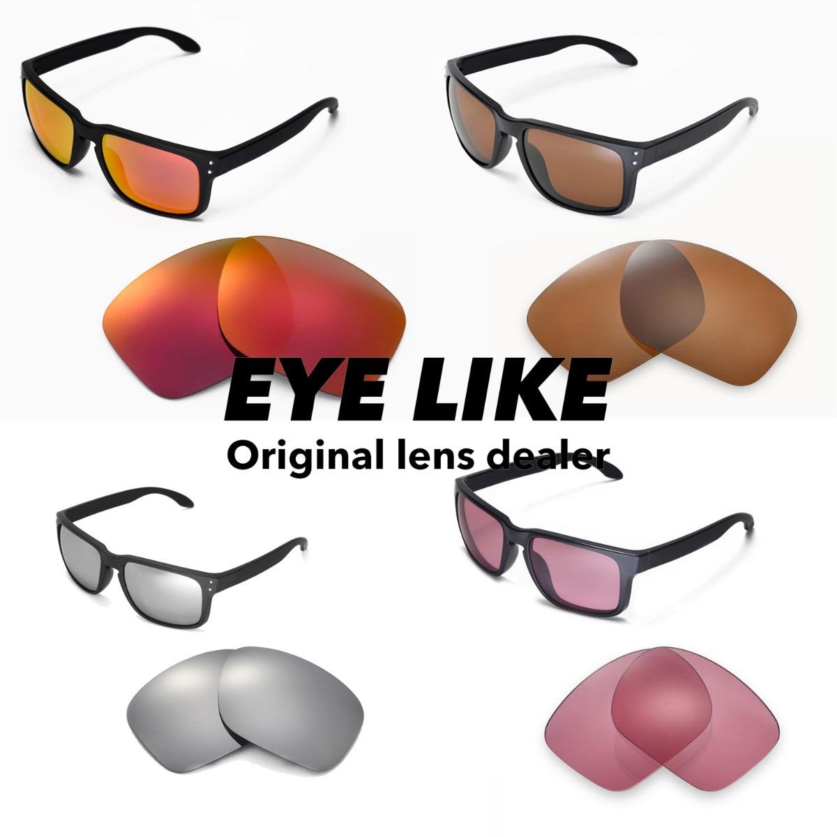 78e45ba9af Repuestos Gafas Oakley Holbrook Originales Polarizado - U$S 50,00 en Mercado  Libre