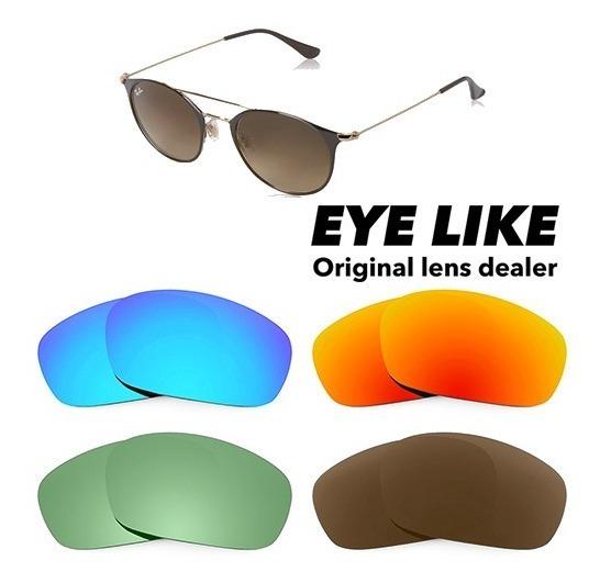 cc76b96864 Repuestos Gafas Rayban Original Polarizado Rb3546 - U$S 65,00 en Mercado  Libre