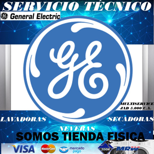 repuestos general electric servicio tecnico nevera lavadora