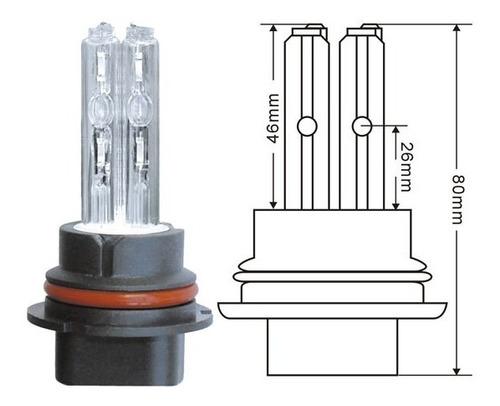 repuestos hid doble bombillo alta y baja bixenon h4 9007 h13